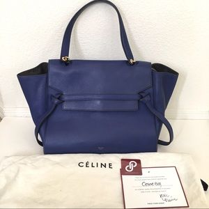 Authentic Celine Belt Bag With Dustbag